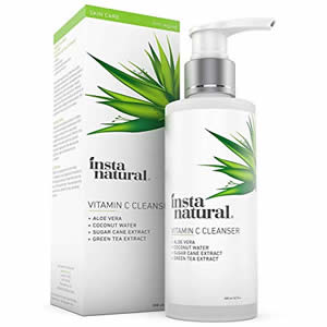 InstaNatural Vitamin C Facial Cleanser Review