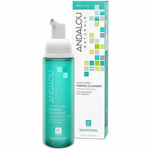 Andalou Naturals Coconut Water Firming Cleanser Review
